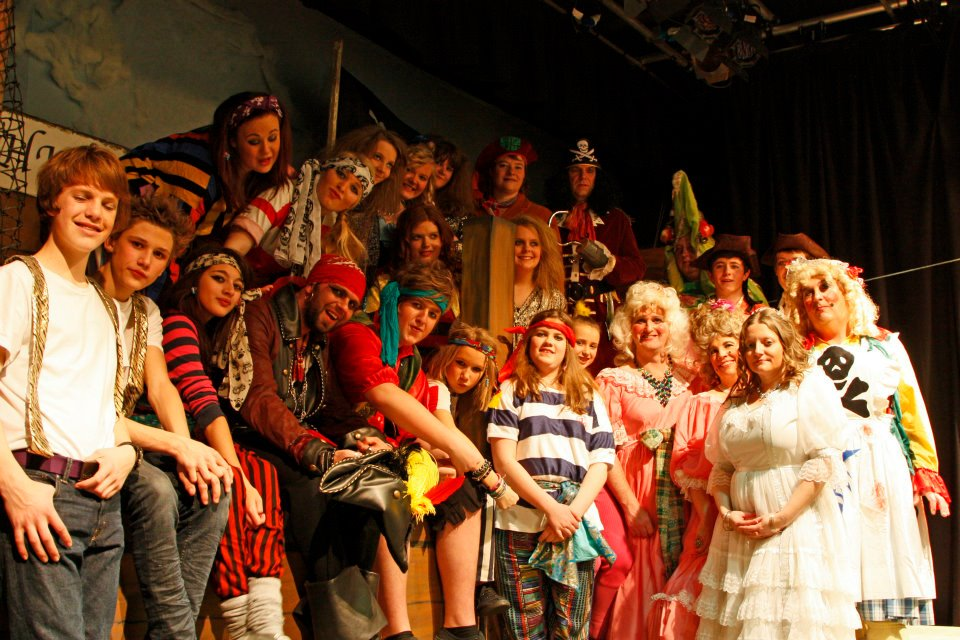 Pirates of Edlesbray cast photos