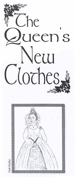 The Queen's New Clothes Programme Cover