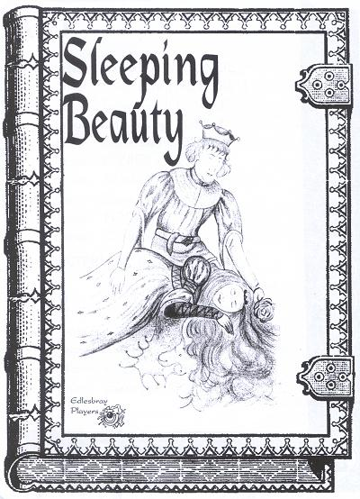Sleeping Beauty Programme Cover